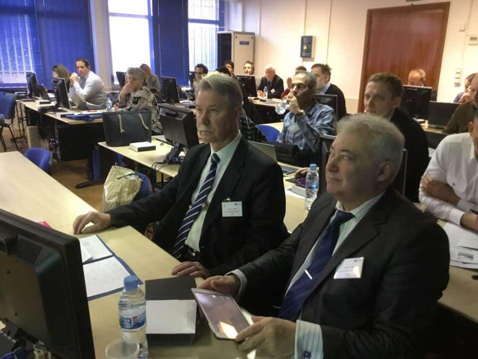 Стартова конференція у Мадридському політехнічному університеті (UPM),  Іспанія
