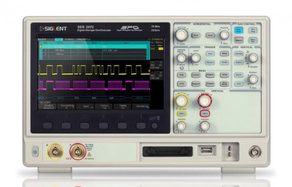 Цифровий осцилограф SIGLENT SDS2072