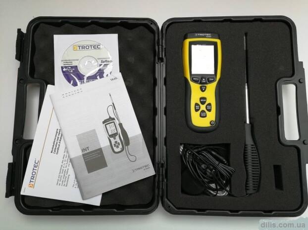 Термоанемометр Trotec TA300