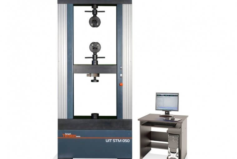 Універсальна сервопривідна випробувальна машина UIT STM 100S