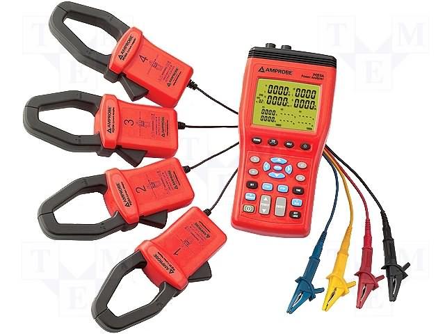 Аналізатор якості електроенергії PQ55A
