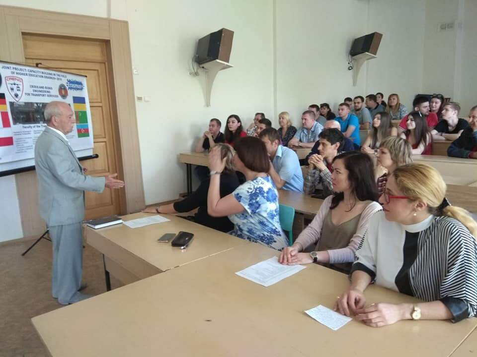Days of Science at Priazovskyi State Technical University. CRENG Section