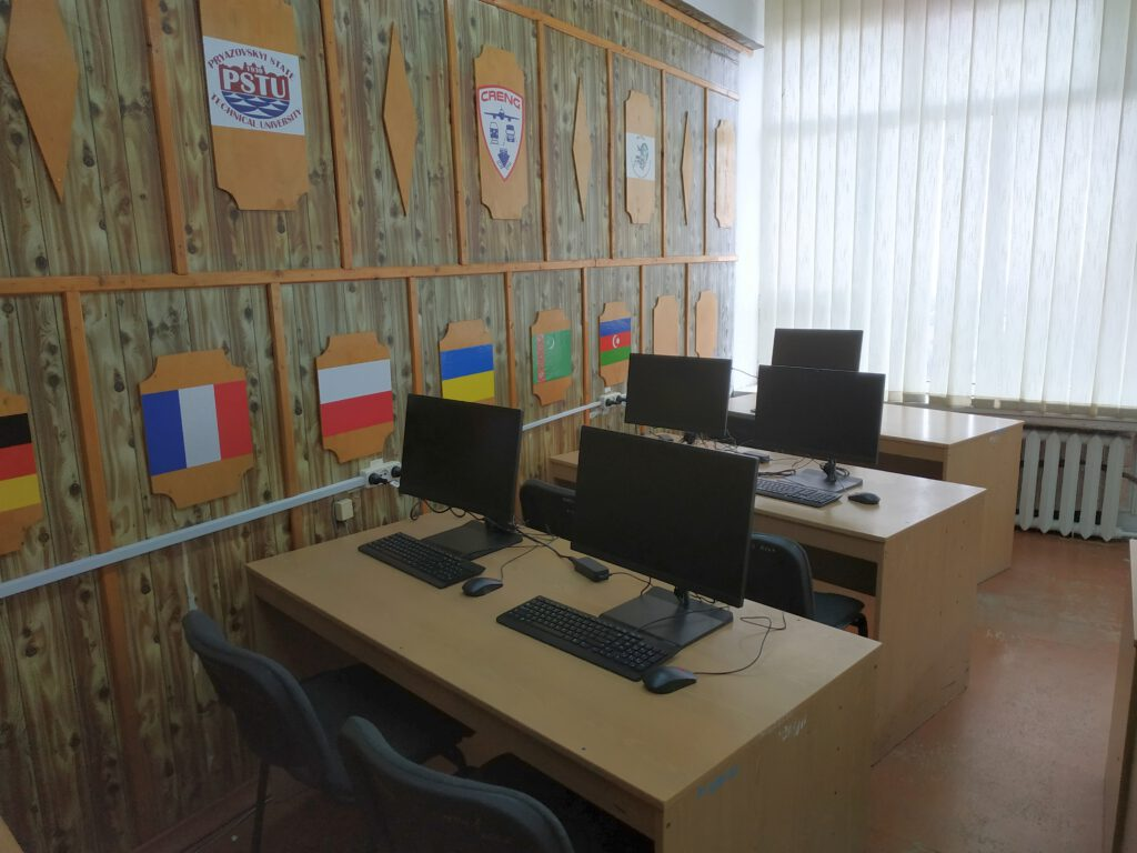 CRENG innovative learning environment at PSTU