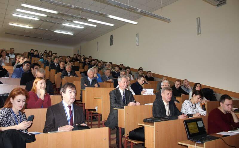 "International conference TEMPUS MMATENG the National University ""Lviv Polytechnic"""