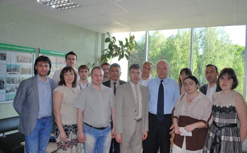 Вільнюський технічний університет ім. Гедиминаса(ВГТУ, Литва)