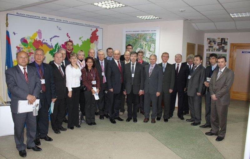 Стартова Конференція у Cамарі (29 листопада – 3 грудня)