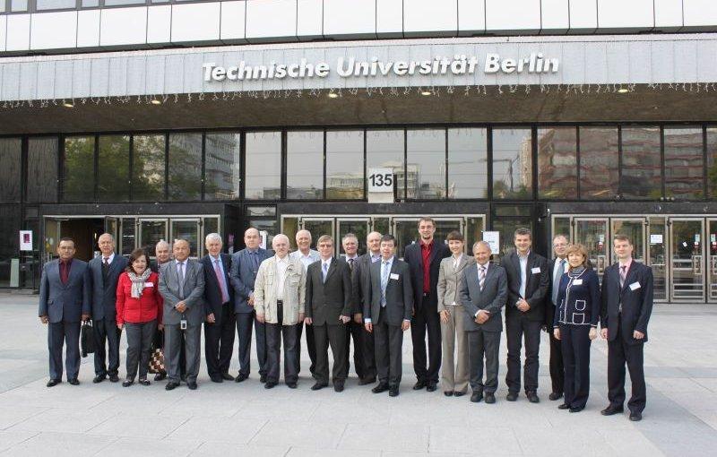Координаційна нарада в Берліні, 27-30 квітня 2011