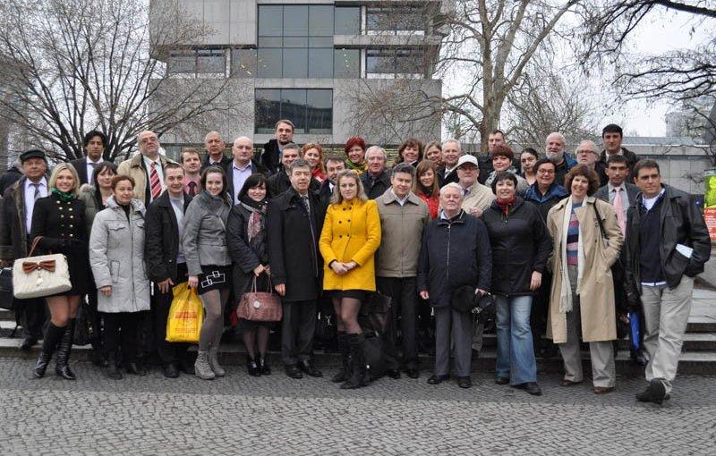 Координаційна конференція в Технічному університеті, м. Берлін